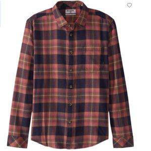 Billabong Men's Freemont Flannel Shirt, M